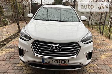 Позашляховик / Кросовер Hyundai Santa FE 2018 в Миколаєві