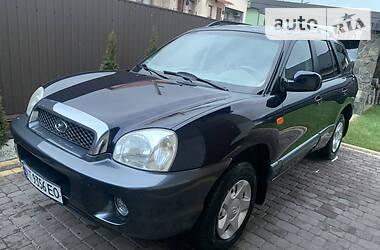 Hyundai Santa FE 2004 в Ивано-Франковске
