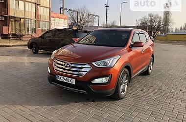Позашляховик / Кросовер Hyundai Santa FE 2016 в Миколаєві