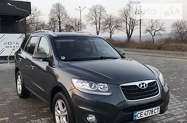Hyundai Santa FE 2011 в Черновцах