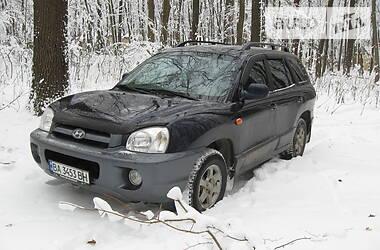Hyundai Santa FE 2005 в Знаменке