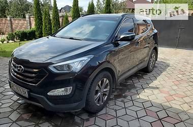 Hyundai Santa FE 2014 в Луцке