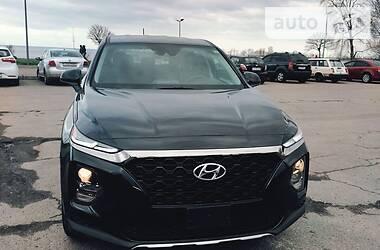 Позашляховик / Кросовер Hyundai Santa FE 2018 в Черкасах