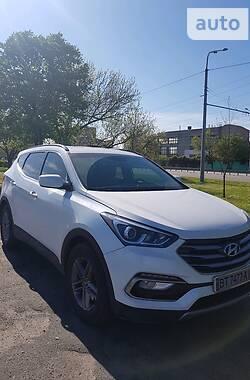 Позашляховик / Кросовер Hyundai Santa FE 2016 в Дніпрі