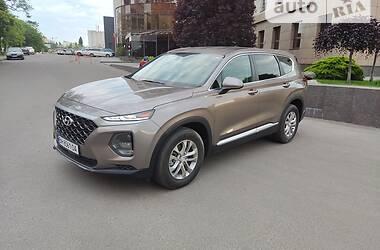 Внедорожник / Кроссовер Hyundai Santa FE 2018 в Одессе