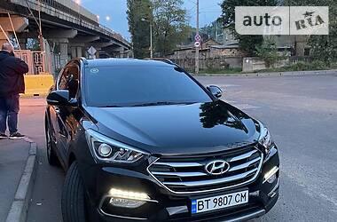 Позашляховик / Кросовер Hyundai Santa FE 2015 в Одесі