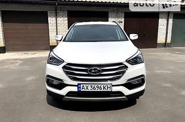 Внедорожник / Кроссовер Hyundai Santa FE 2018 в Харькове