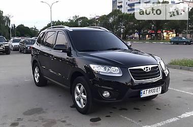 Позашляховик / Кросовер Hyundai Santa FE 2010 в Івано-Франківську