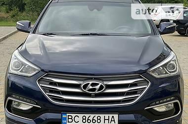 Позашляховик / Кросовер Hyundai Santa FE 2016 в Моршині