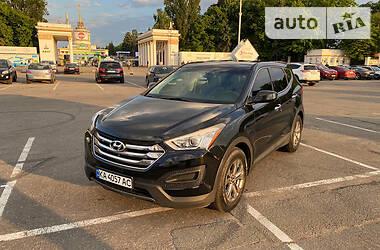 Позашляховик / Кросовер Hyundai Santa FE 2014 в Києві