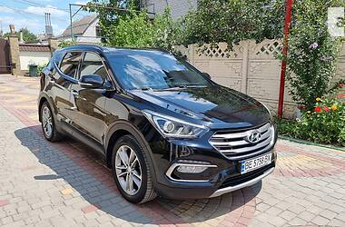 Позашляховик / Кросовер Hyundai Santa FE 2017 в Миколаєві