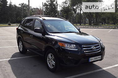 Позашляховик / Кросовер Hyundai Santa FE 2012 в Краматорську