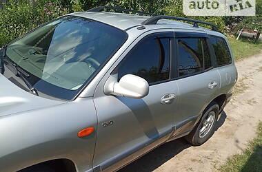 Позашляховик / Кросовер Hyundai Santa FE 2003 в Камені-Каширському