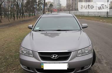 Седан Hyundai Sonata 2007 в Киеве