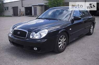 Hyundai Sonata 2002 в Львове