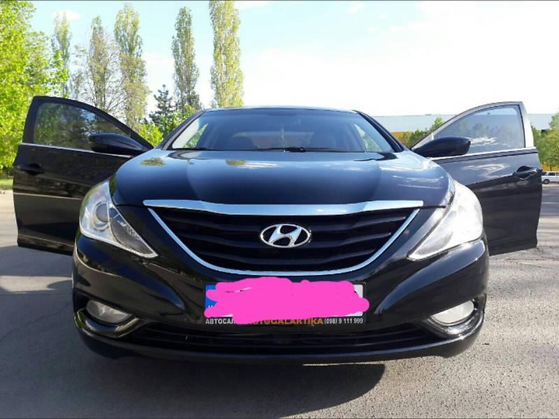 Hyundai Sonata 2013 в Николаеве