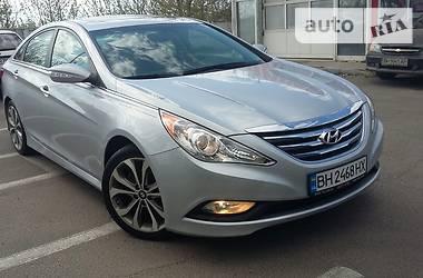 Hyundai Sonata SEL SPORT Premium