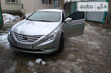 Hyundai Sonata 2012 в Чернигове