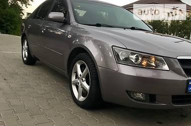 Hyundai Sonata 2007 в Черновцах