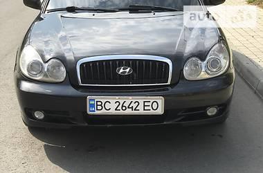 Hyundai Sonata 2004 в Дрогобыче