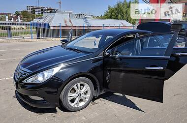 Hyundai Sonata 2010 в Львове
