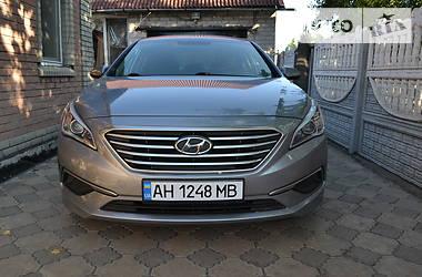 Hyundai Sonata 2016 в Покровске