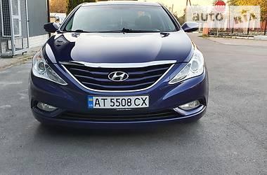Hyundai Sonata 2013 в Бурштыне
