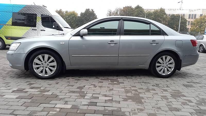 Hyundai Sonata FULL 2008