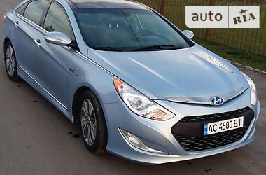 Hyundai Sonata 2014 в Луцке