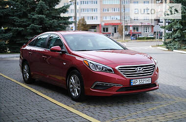 Hyundai Sonata 2016 в Івано-Франківську