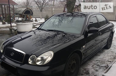 Hyundai Sonata 2004 в Киеве