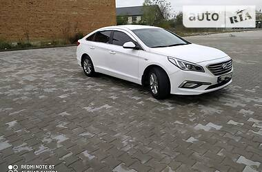 Hyundai Sonata 2014 в Ивано-Франковске