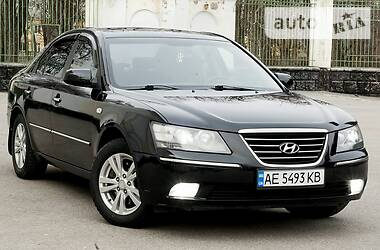 Hyundai Sonata 2008 в Жовтих Водах