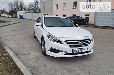 Hyundai Sonata 2015 в Хмельницком