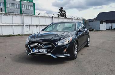 Седан Hyundai Sonata 2018 в Чернигове