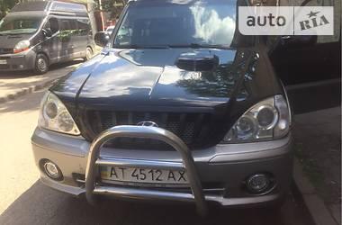 Hyundai Terracan 2001 в Коломые