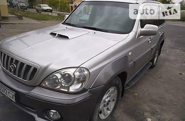 Hyundai Terracan 2003 в Киеве