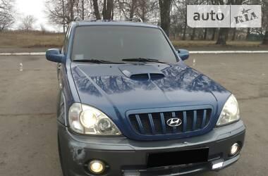 Hyundai Terracan 2002 в Ровно
