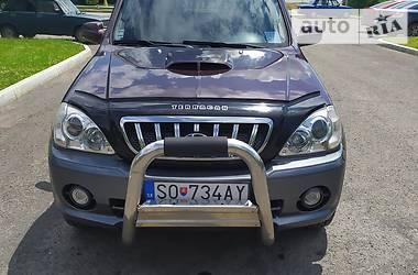Hyundai Terracan 2002 в Ужгороде