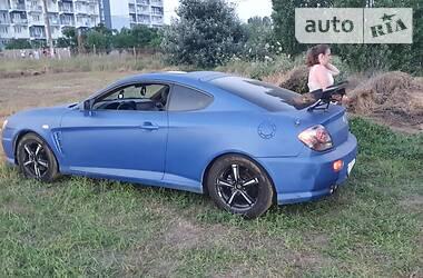 Купе Hyundai Tiburon 2004 в Харькове