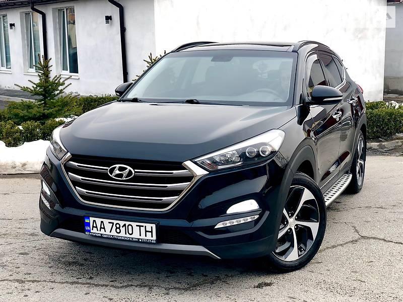 Hyundai Tucson TOP+