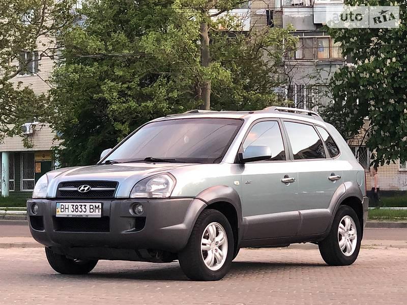 Hyundai Tucson 2009 в Одессе