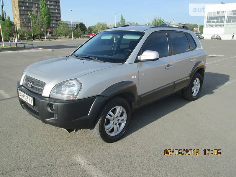 Hyundai Tucson 2006 в Мариуполе