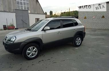 Hyundai Tucson 2009 в Николаеве