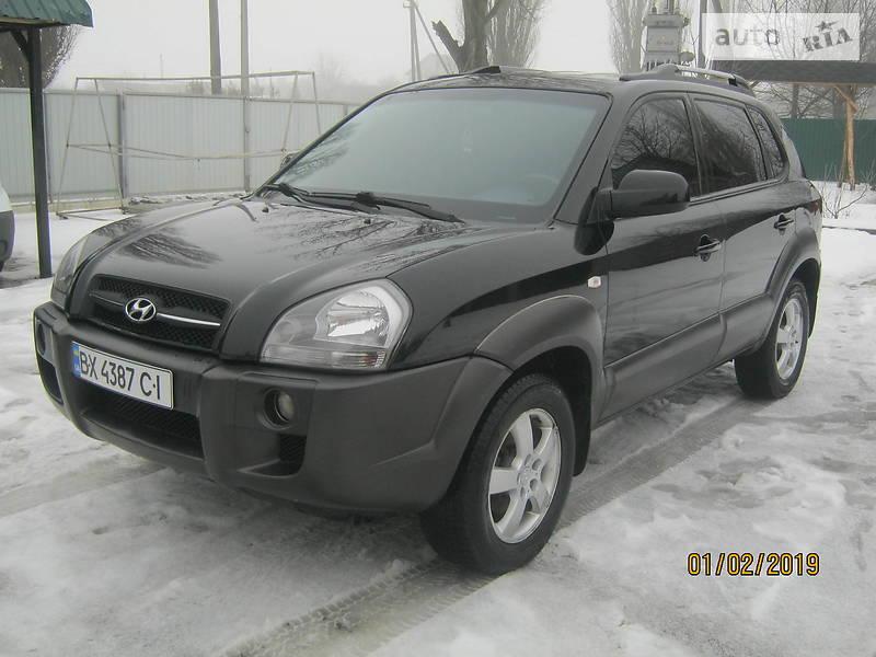 Hyundai Tucson 2005 года в Хмельницке