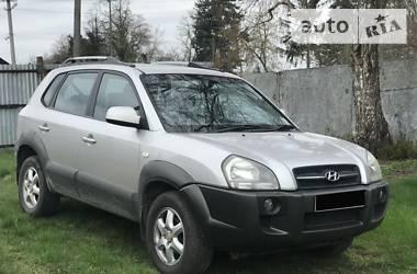 Hyundai Tucson 2005 в Львове