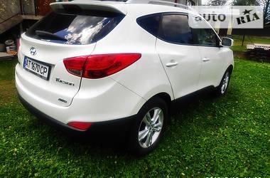 Hyundai Tucson 2013 в Долине
