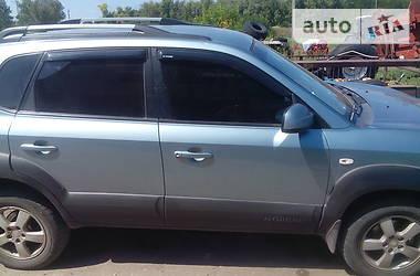Hyundai Tucson 2004 в Харькове