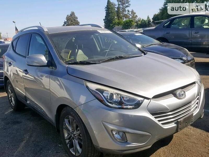 Hyundai Tucson 2014 в Киеве