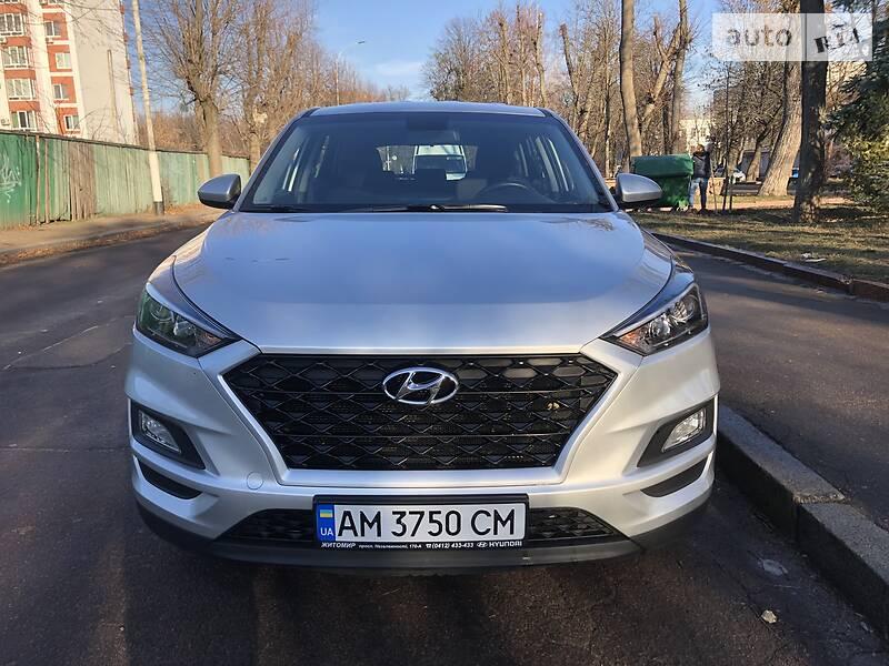 Hyundai Tucson 2018 в Житомире